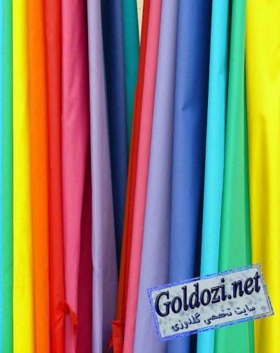 انتخاب طرح و رنگ برای لوازم گلدوزی