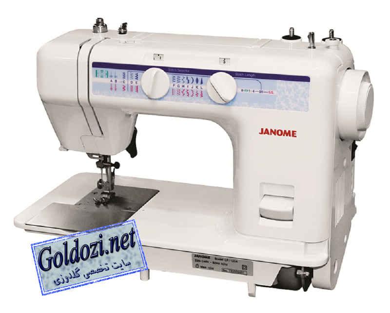 ژانومه مدل 1125A,اپلیکه دوزی,طرح های گلدوزی,برودری دوزی,goldozi,embroidery,گلدوزی,goldozi.net
