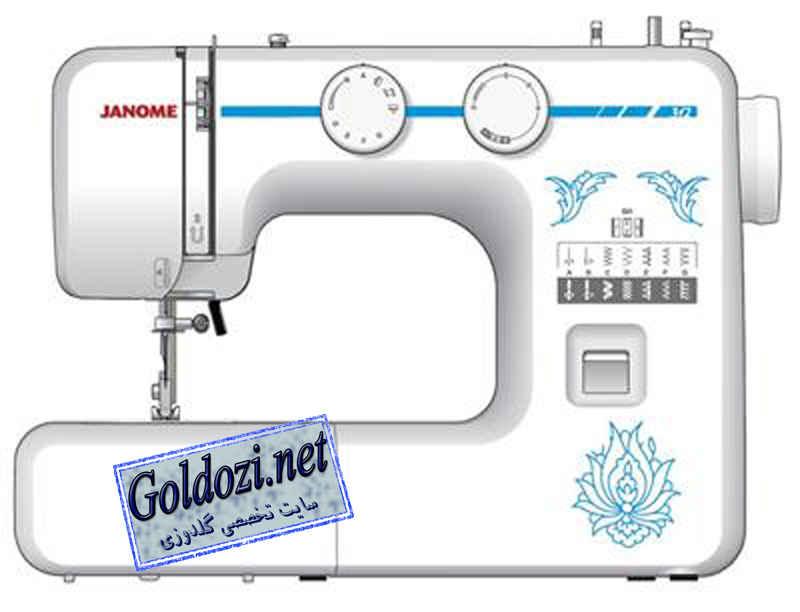 ژانومه مدل 312A,اپلیکه دوزی,طرح های گلدوزی,برودری دوزی,goldozi,embroidery,گلدوزی,goldozi.net
