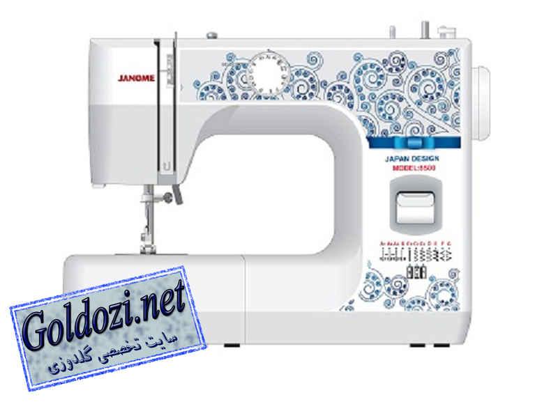 ژانومه مدل 8500,اپلیکه دوزی,طرح های گلدوزی,برودری دوزی,goldozi,embroidery,گلدوزی,goldozi.net